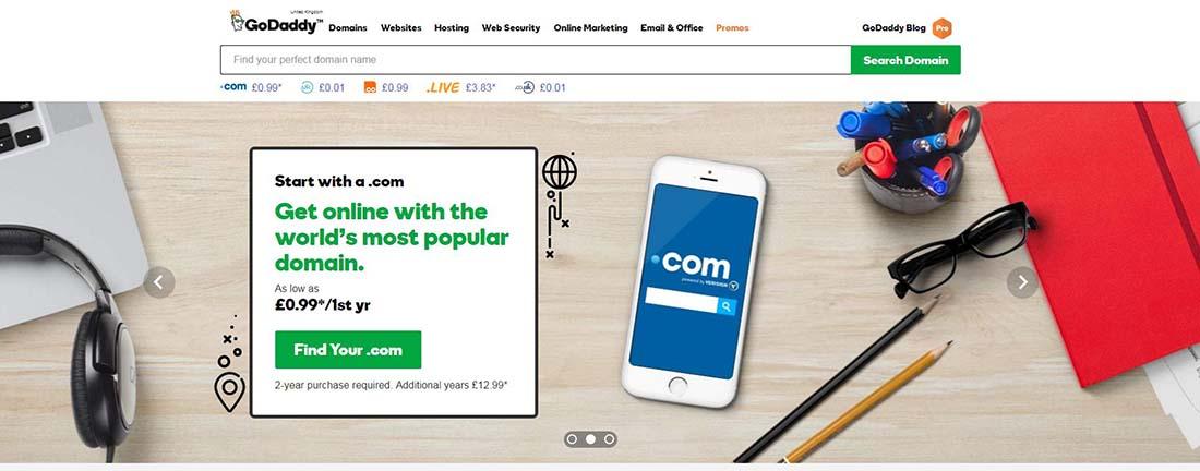 Domain Name Registrar Hosting Solutions