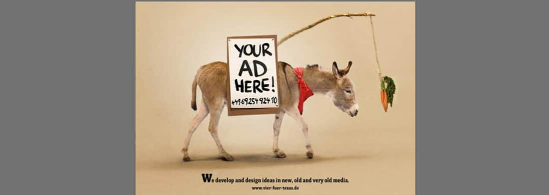 creative advertisement - 6