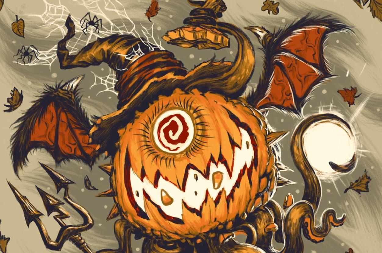 The Phantom Gourd by JamesBousema on DeviantArt