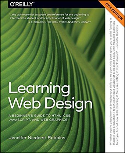 Learn Web Design Books