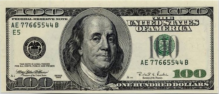 Money Bill Image Template