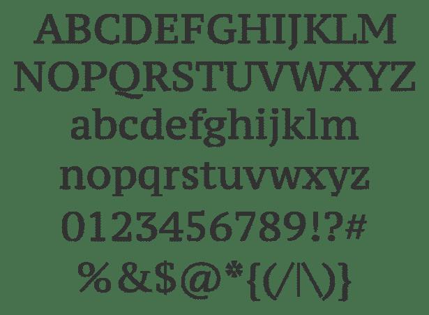 PT Serif Free Font