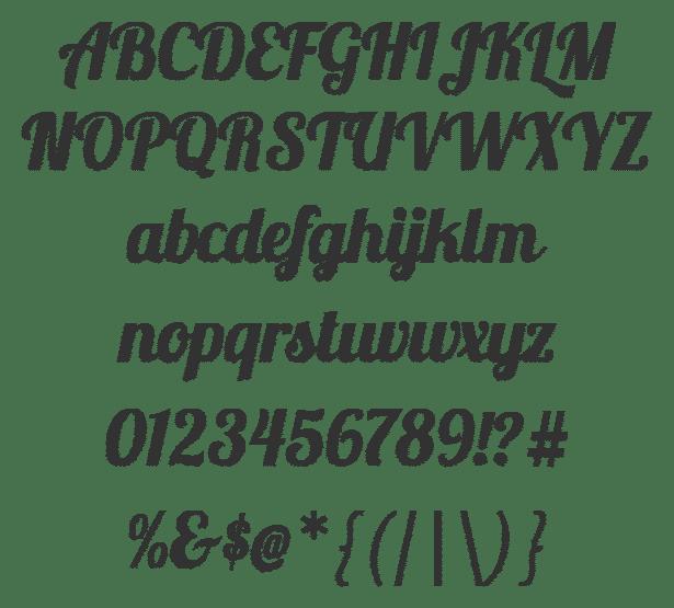 Lobster Free Font