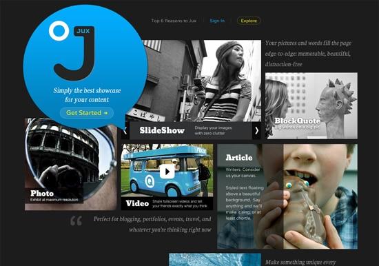 jux free blog