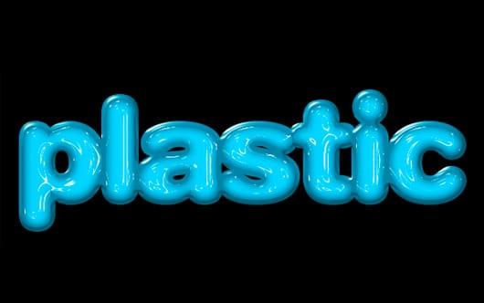 4 plastic effect
