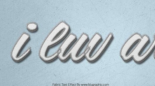 5 fabric effect