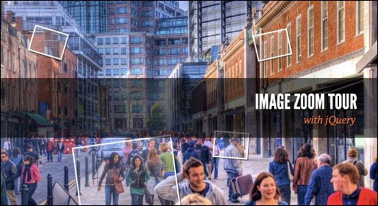 image zoom tour jQuery