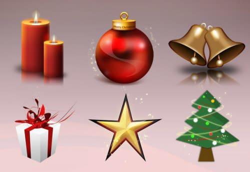 webdesignledger Christmas icons free