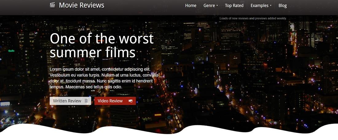 WordPress Reviews Themes