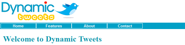 DynamicTweets