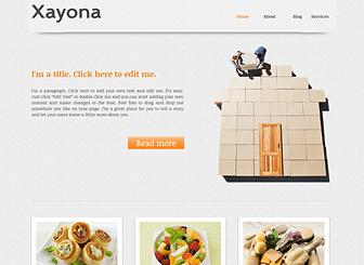Broad Design Marketing Website Template