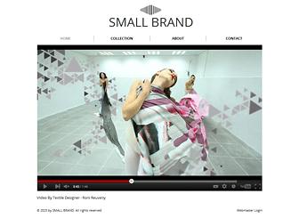 small brand Marketing Website Templates