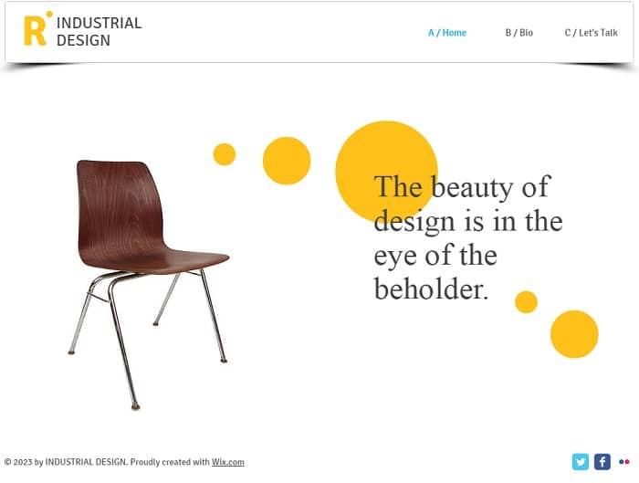 industrial Marketing Website Templates