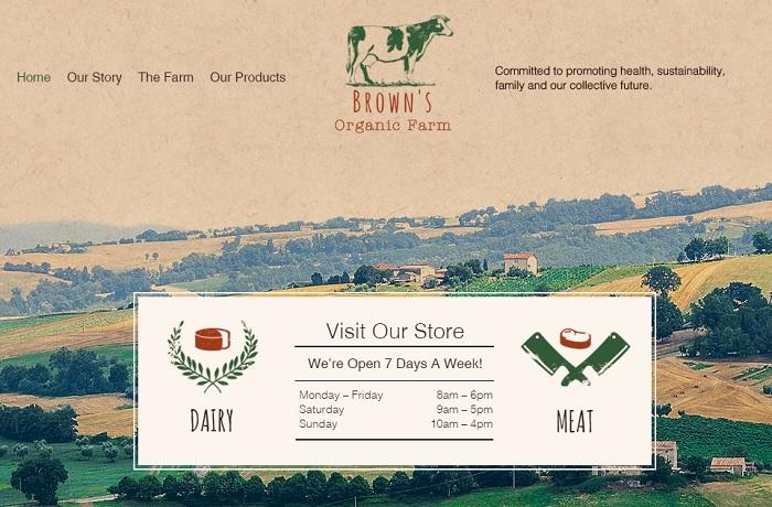 organic-farm-template