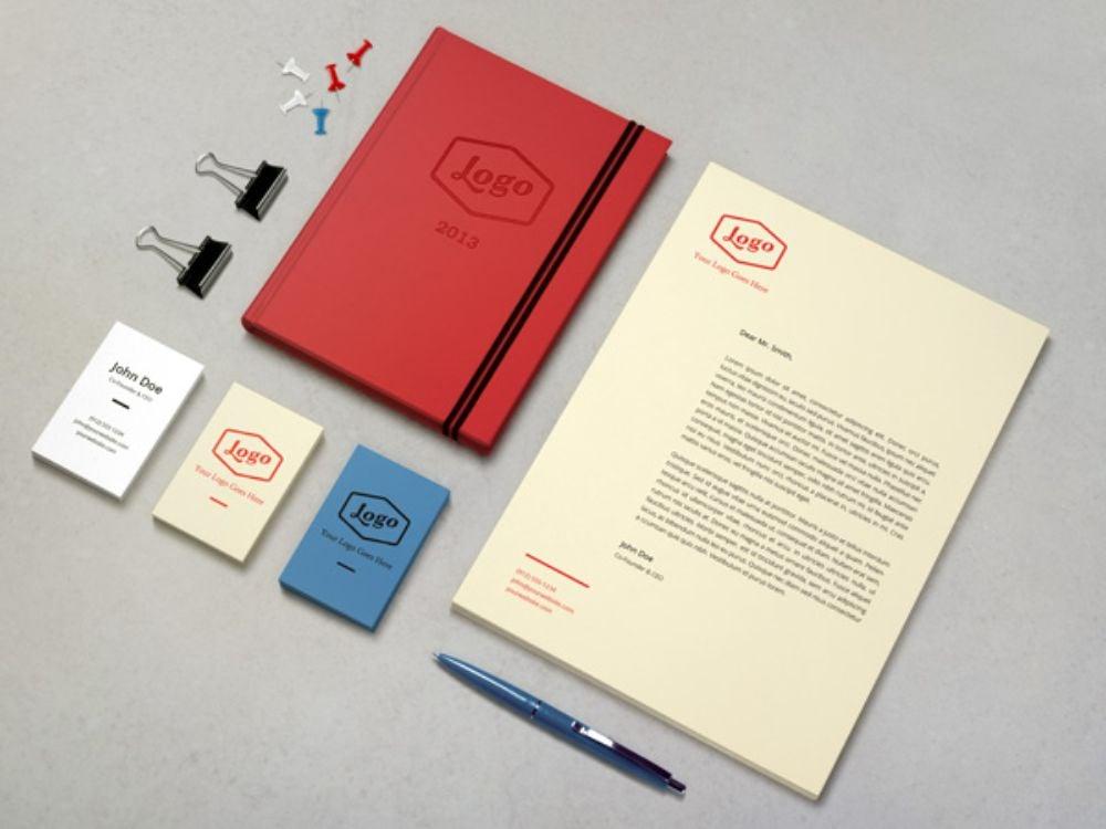 Identity/Branding Mockup Vol 3