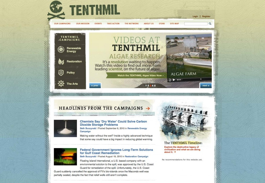 Tenthmil