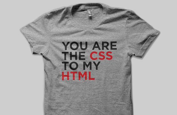 css to my html tshirt