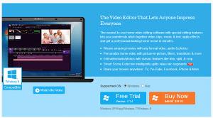 GIVEAWAY: Wondershare Video Editor ($599.85 Value!) – 15 Lifetime Registration Codes