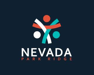 Nevada colorful logos