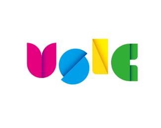 usic colorful logos