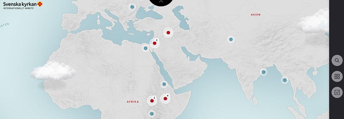 line25 Interactive Maps