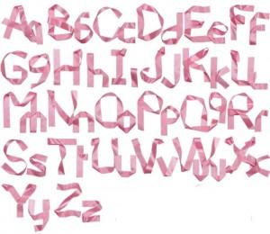 20 Beautiful Ribbon Fonts for Elegant and Feminine Designs