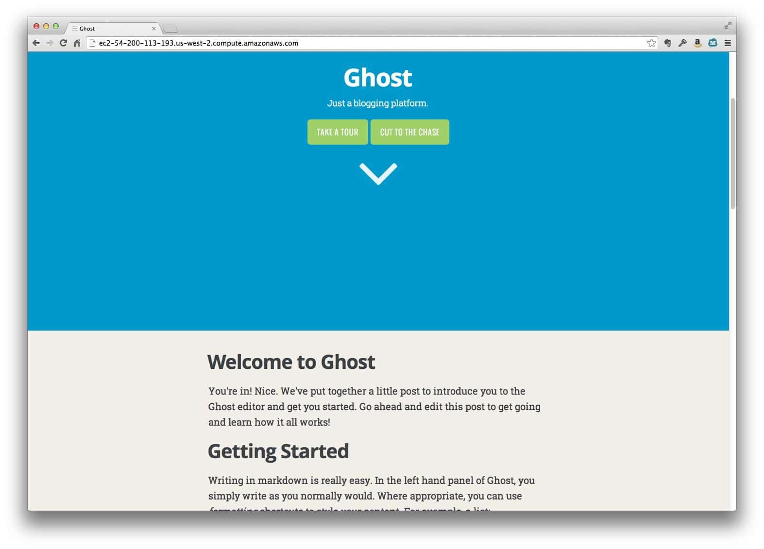 Ghost Scroll