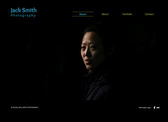 20 Elegant Website Templates for Professional Photographers