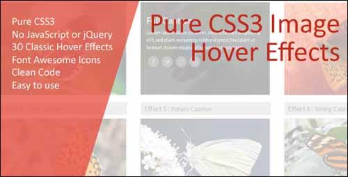 Pure CSS3