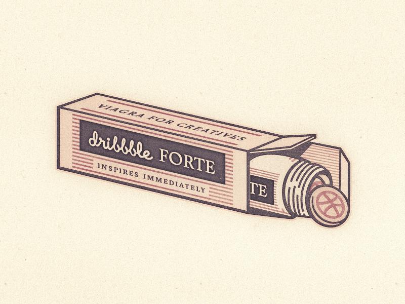 Dribbble Forte ...