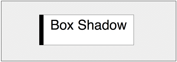 box-shadow-left