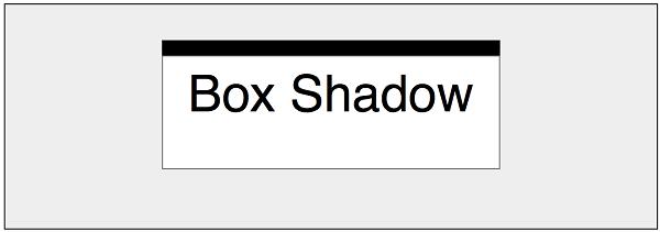 box-shadow-up
