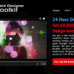 60,000 Design Resources GIVEAWAY – $1000 Value! Ultimate Designer Toolkit.