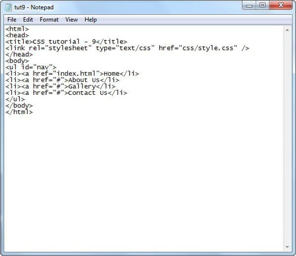 step-1-create-html-navigation
