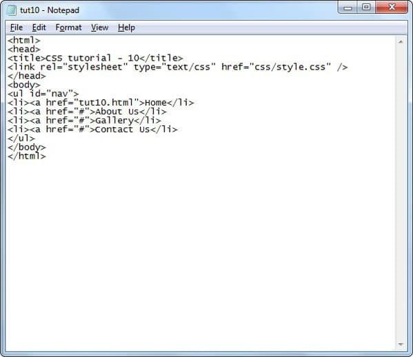 step-1-create-html-style-links