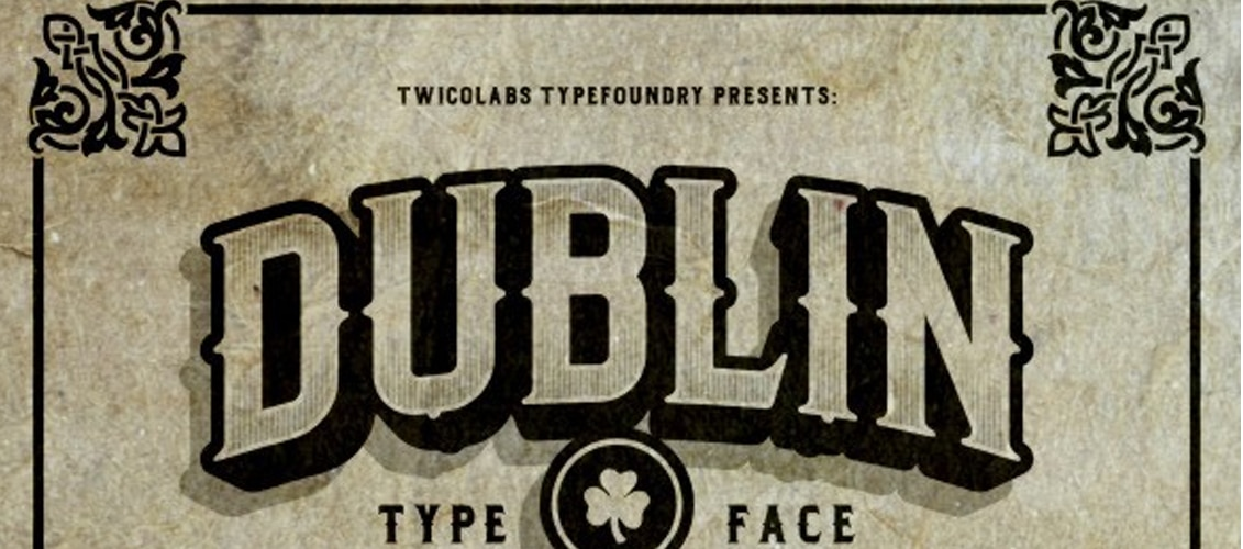 top antique sign fonts - photo #28