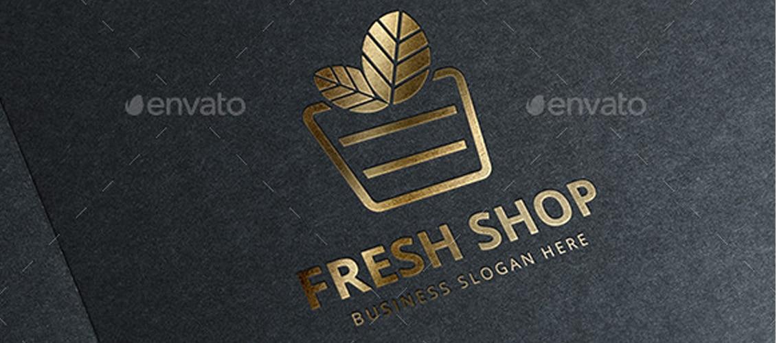 Fresh Shop Logo