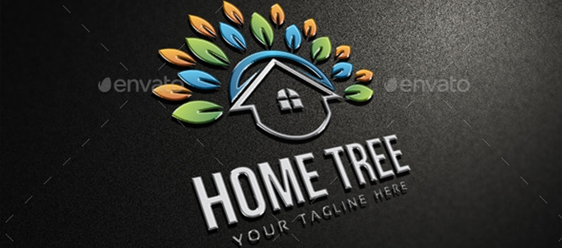 Home Tree Logo