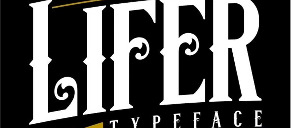Lifer Typeface