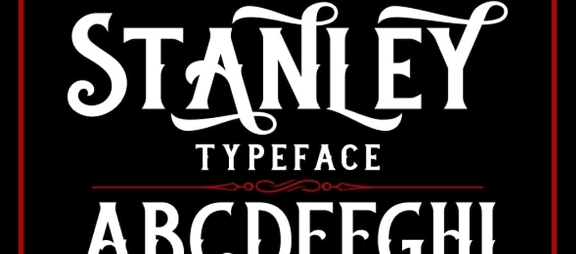 top antique sign fonts - photo #14