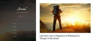 20 Beautiful WordPress Themes for Writers