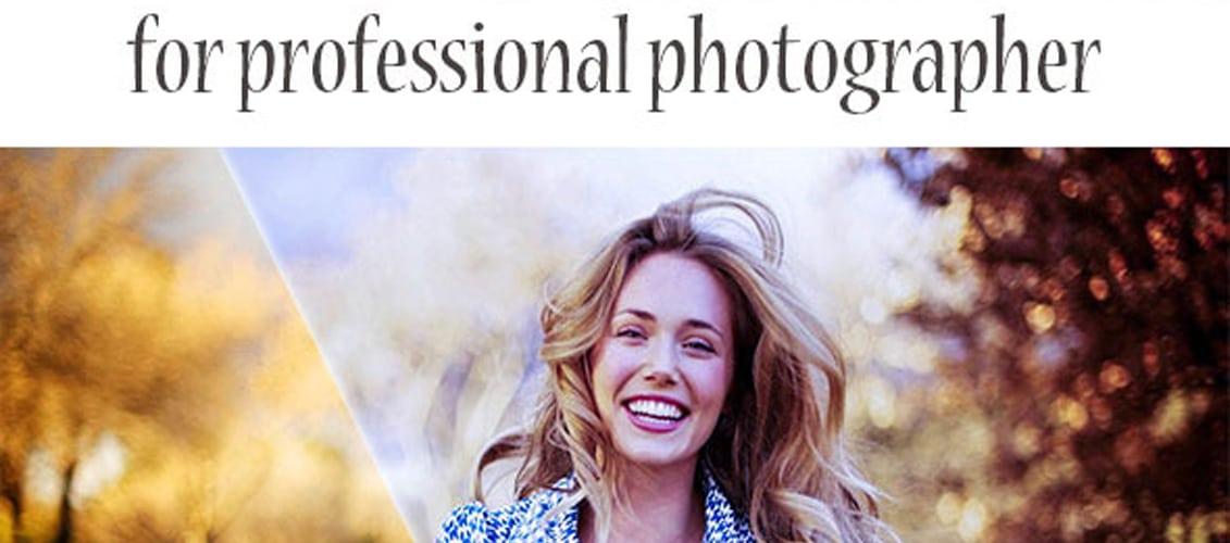 20 Beautiful LightRoom Presets - both Free and Premium!