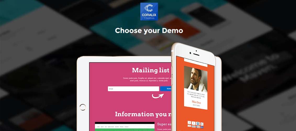 Bonna - Mobile App Landing Template