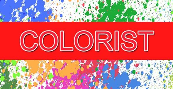 Colorist iOS Full App Template