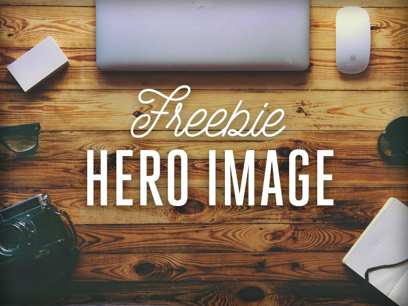 Freebie Hero Image