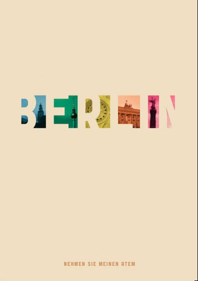 Berlin Poster - Remy Sanchez