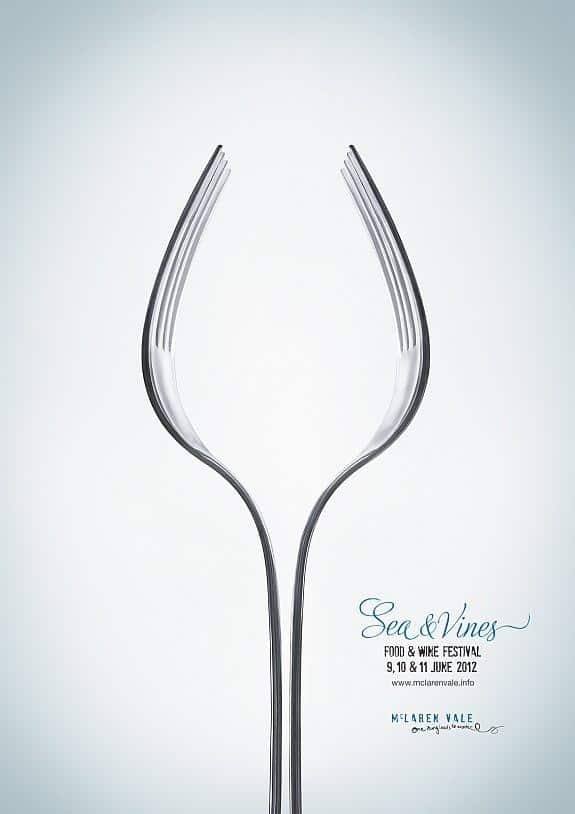 Food & Wine Festival Print Inspiration