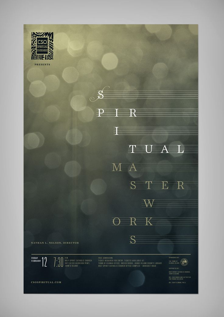 spiritual master works Print Inspiration