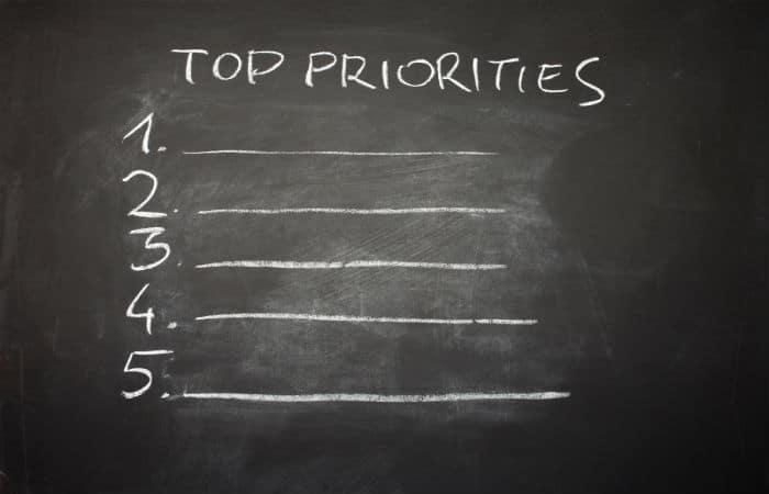 9-Priorities