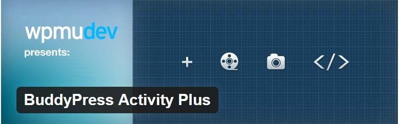 BuddyPress Activity Plus